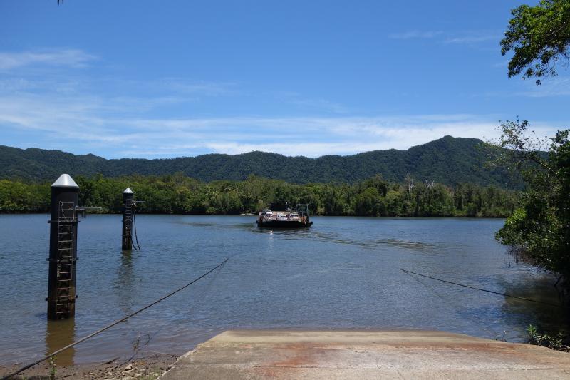 Traversier de la rivière Daintree