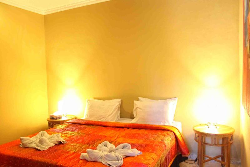 Bright local furnishings to make your stay very comfortable