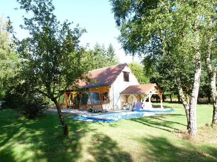 LA SAMELIERE - Propriété en foret avec piscine chauffée proche de Chambord, holiday rental in La Ferte-Beauharnais