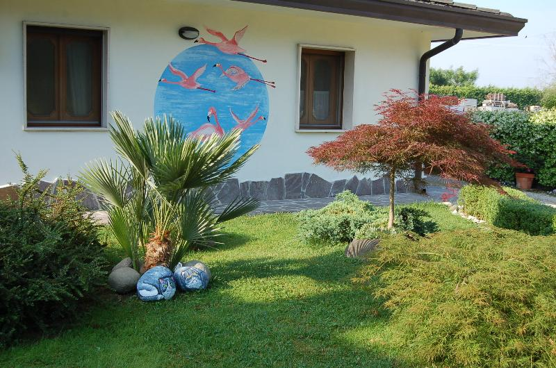 Appartamento in villa, holiday rental in Trebaseleghe