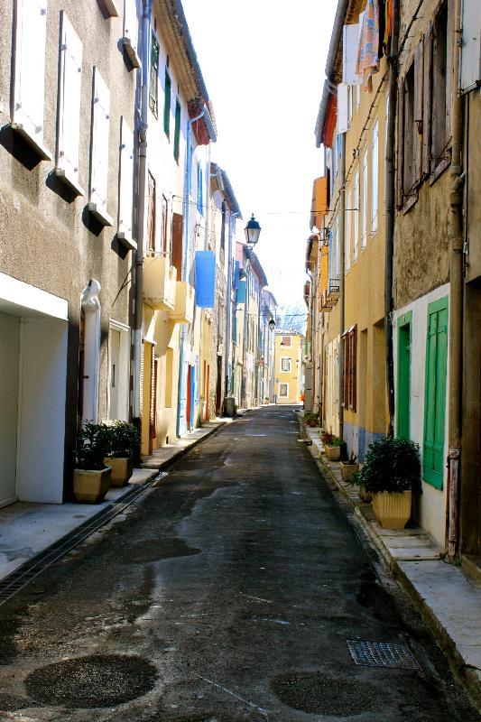 Calle aldea