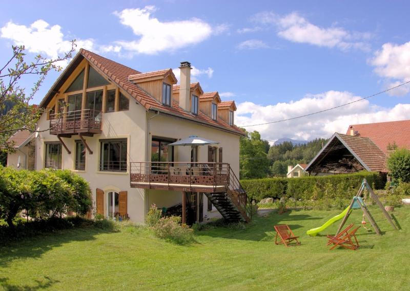 Gîte de Belledonne, holiday rental in Sainte-Agnes