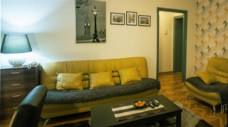 Centre Point Apartment, Podgorica, alquiler vacacional en Podgorica