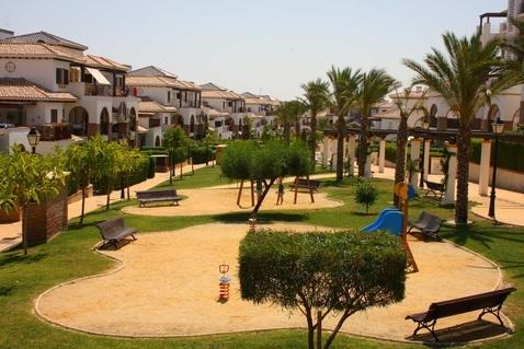 Andalus Thalassa - one of several play areas