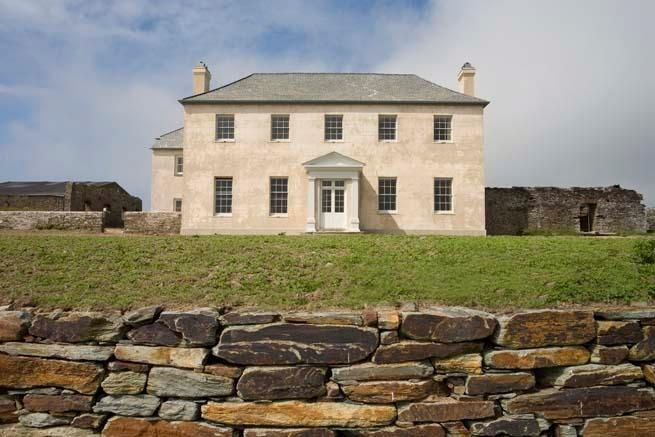 Berry House, North Devon - great for short breaks or longer stays.