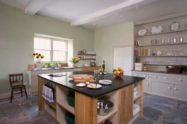 A real cooks kitchen.  Everything you need, in style!