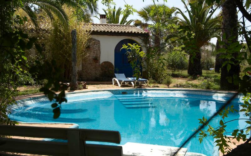 Quinta do Paraiso, Casa Palmeira, holiday rental in Odemira
