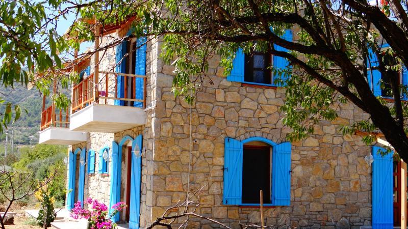 Kabuk Ev Villa, holiday rental in Palamutbuku