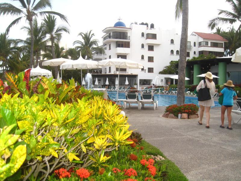 Pool - Sea Garden - Nuevo Vallata, Mexico