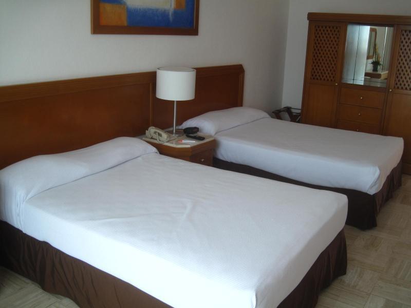 Double Beds - Sea Garden - Nuevo Vallata, Mexico