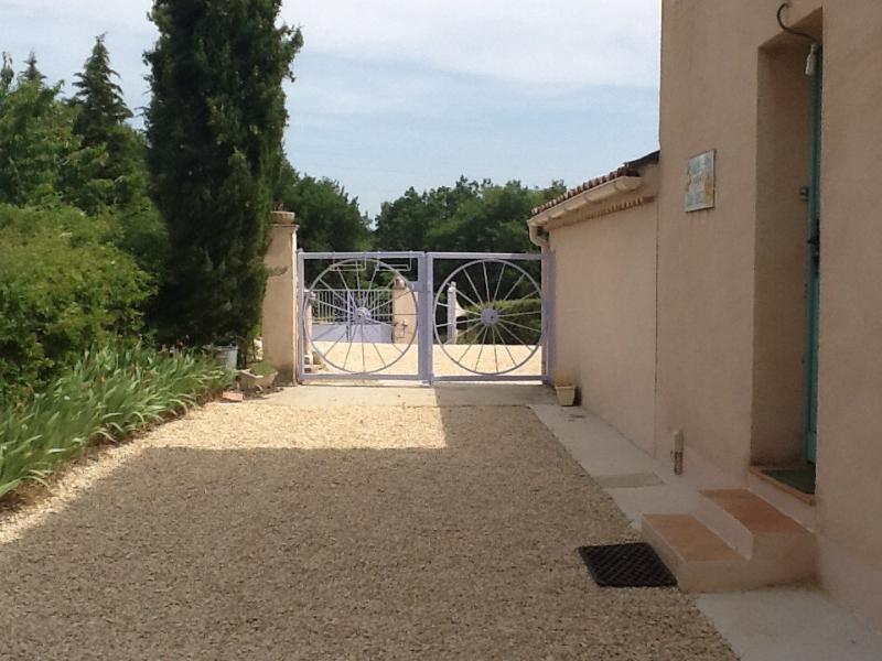 privé vakantiehuis met een Portal-ingang