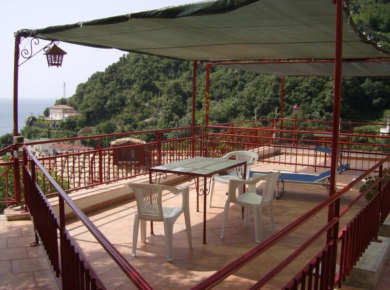 Parva sed apta, vacation rental in Erchie