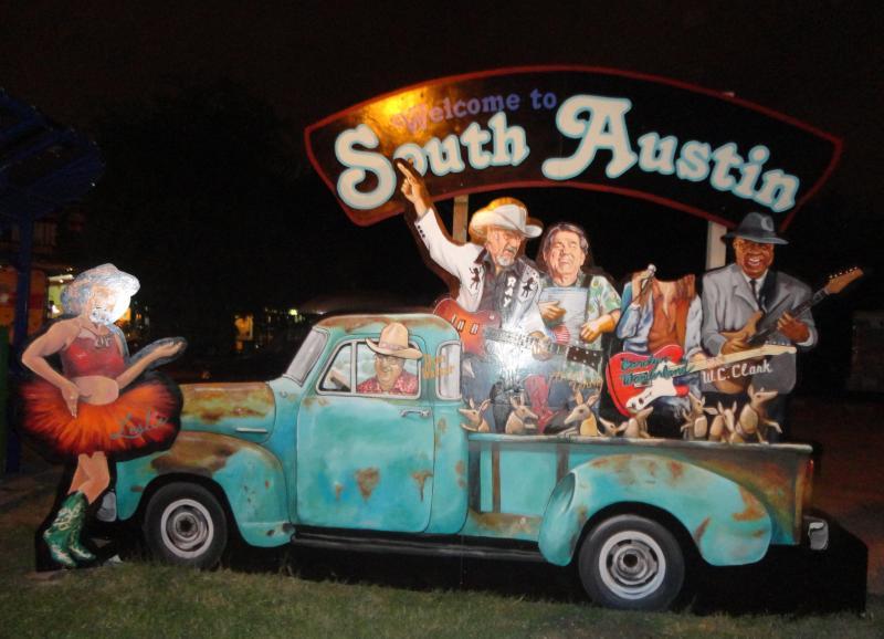 'Oude Zuid-Austin'