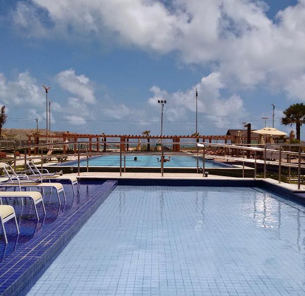 área de laser - piscinas