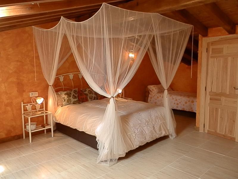 Dormitorio primera planta.