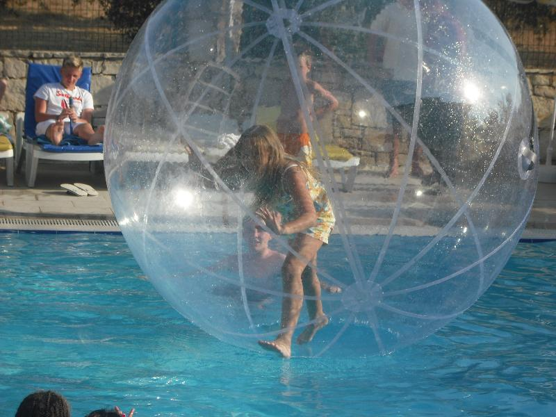 Wide range of activities on site for all ages