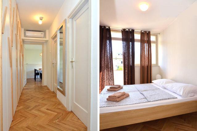 Bedroom - corridor