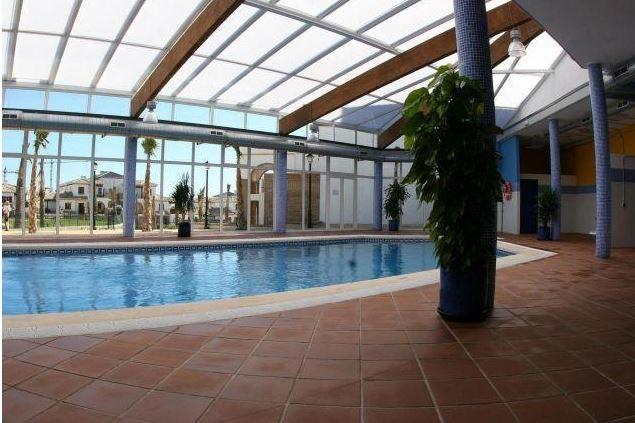 Indoor Pool (Winter use)