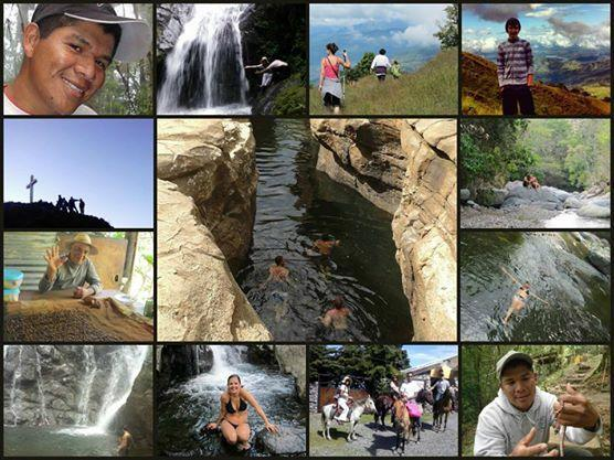 Beaucoup de Activitys faire Watherfal, Horsebackriding, Canyon de la rivière, le printemps chaud, Hicking