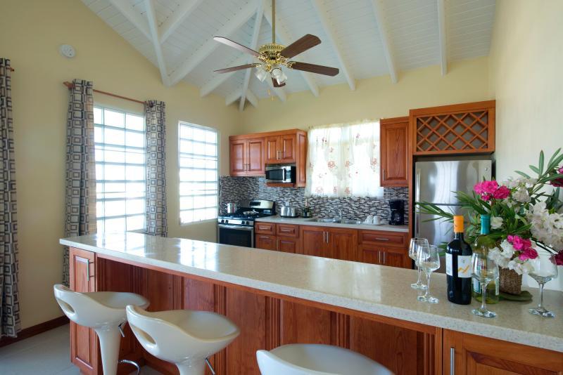 Kitchen-Deluxe Villa