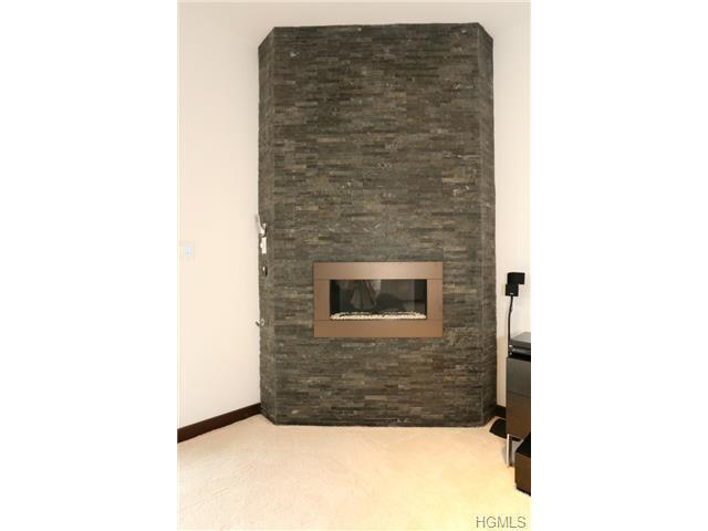 Master bedroom 2nd floor fireplace