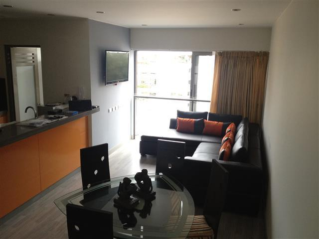 Miraflores, Next to Hilton, WIFI, Luxury condo, vacation rental in Lima