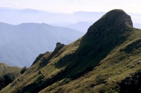 Stunning Apuane mountains