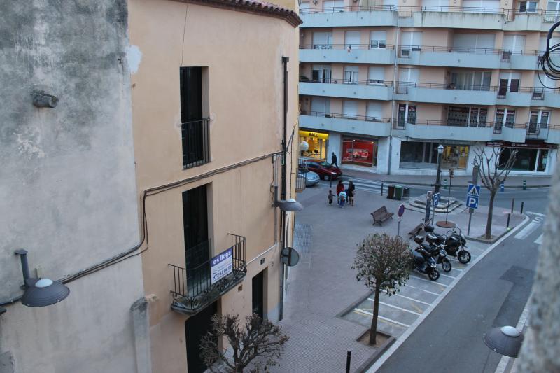Vista exterior desde apartamento