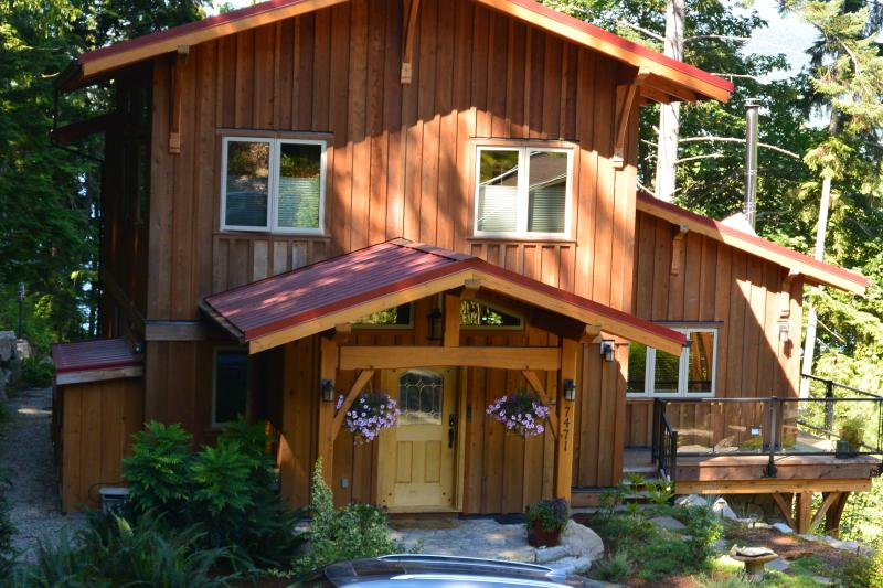 Herons Return Cottage, holiday rental in Sechelt
