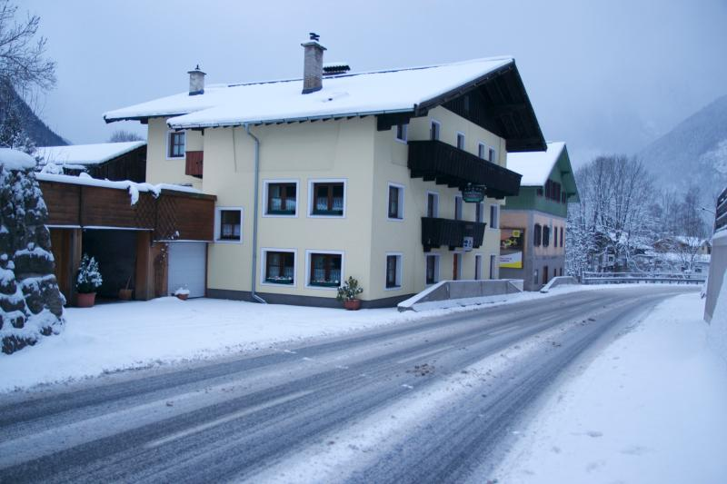 Winter Farberhaus!