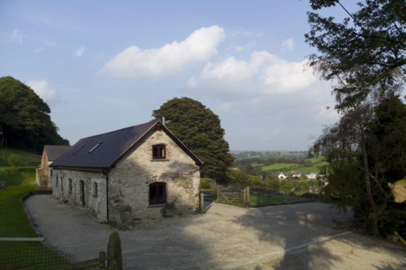 A stunning countryside retreat between Mold and Denbigh