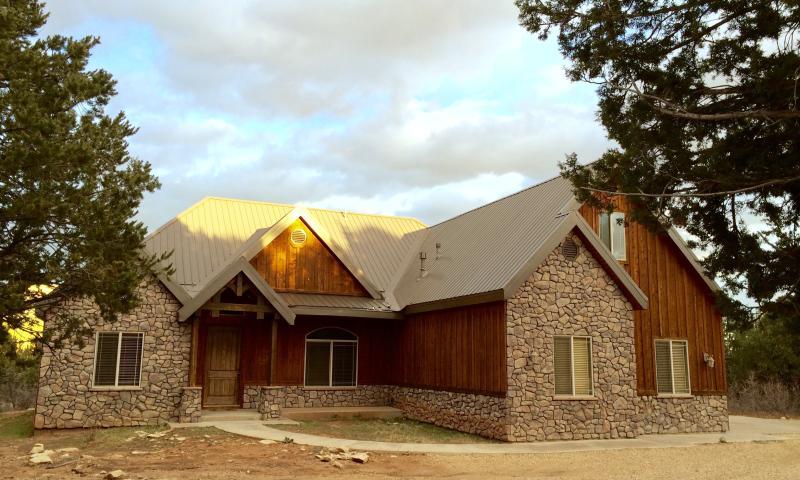 Zion Mountain Cabin