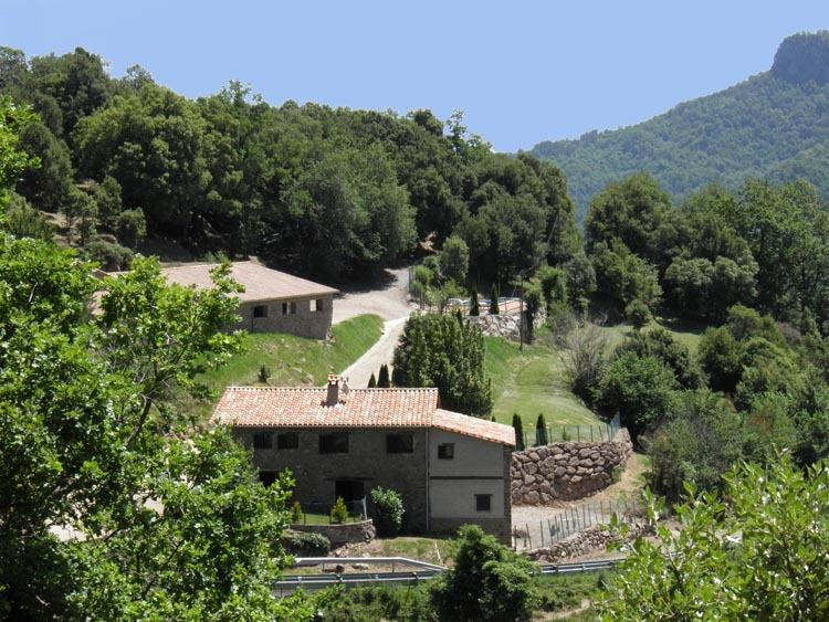 Can Piqué - Alquiler finca y casa completa - Espacio natural por excelencia, vacation rental in Tavertet