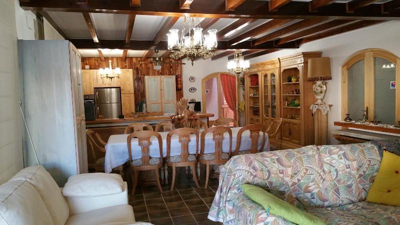 Villa Gallart Salou - Cambrils, vakantiewoning in Montblanc
