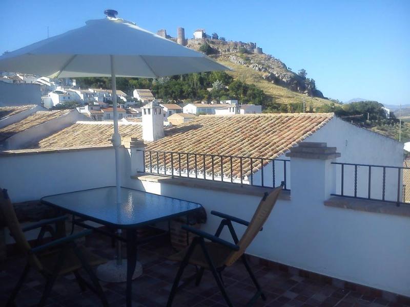 CASA MITRA en el centro de Andalucía, vacation rental in Province of Cordoba