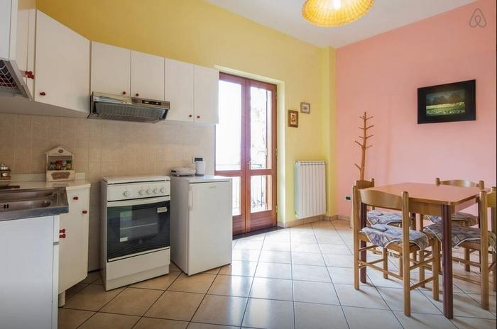 Apartaments near Sorrento and Pompei, vacation rental in Vico Equense