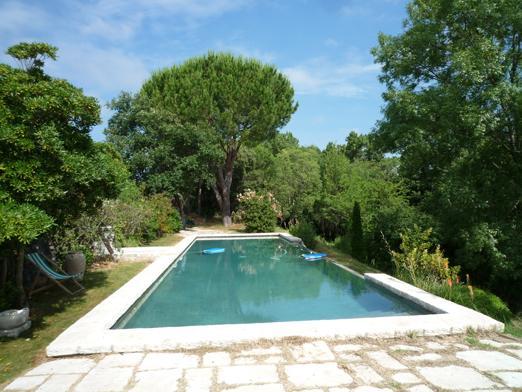 Spacious house with swimming-pool, location de vacances à Neffiès