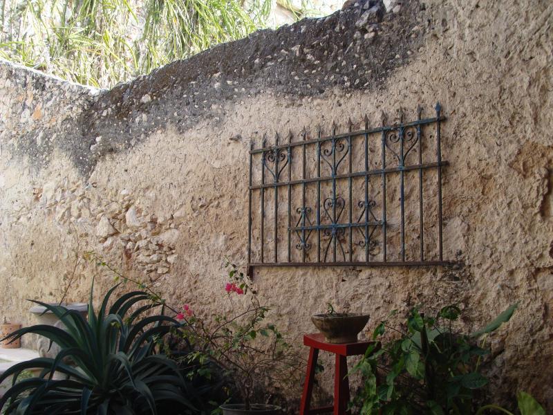 Intéressant de vieux mur