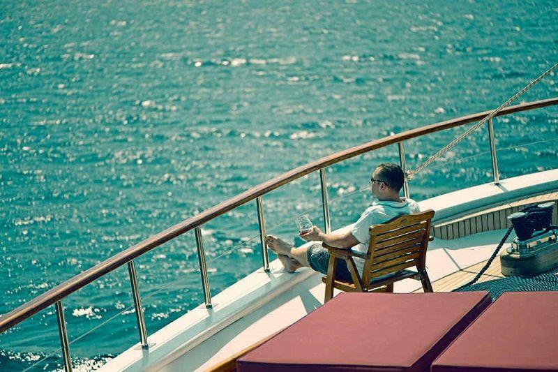 La Finale Luxus 6 Kabinen Gulet Türkei
