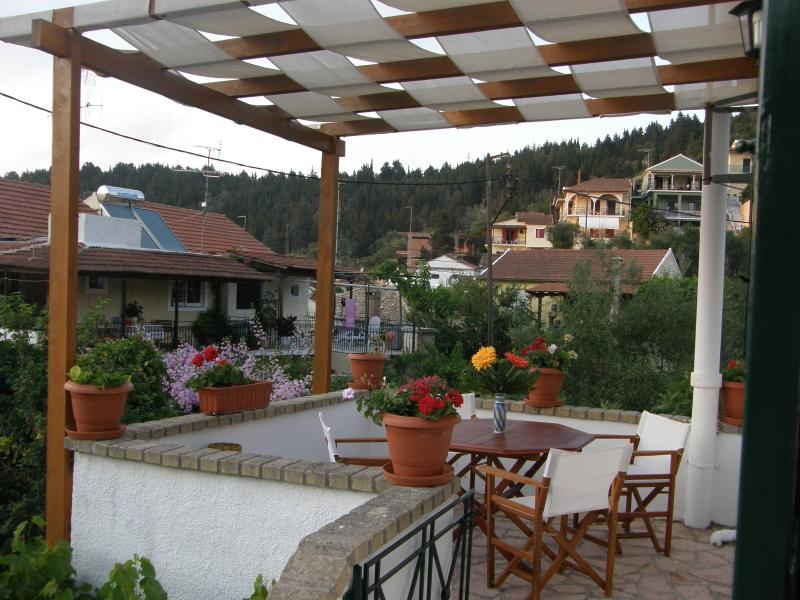 NAPOLEON apartment, vacation rental in Lakka