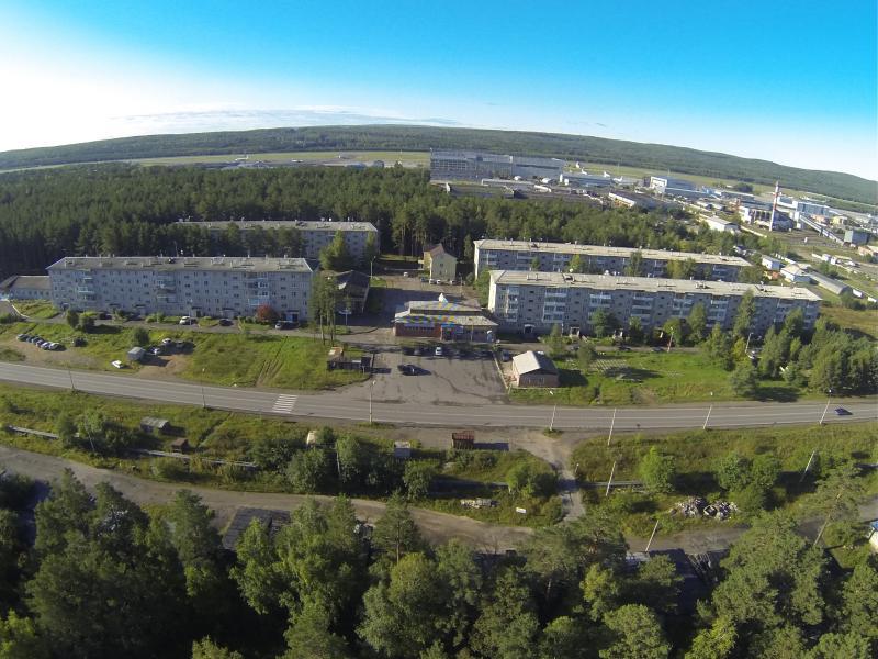 Апартаменты около аэропорта Емельяново, holiday rental in Krasnoyarsk Krai