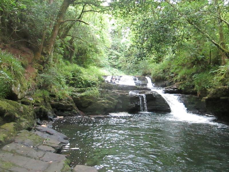 The Clare Glens & The Slieve Bloom Mountains for picturesque sightseeing.