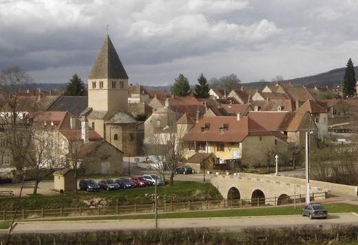General view of village