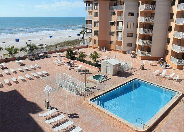 Beach Cottage Condominium 1413, holiday rental in Indian Shores