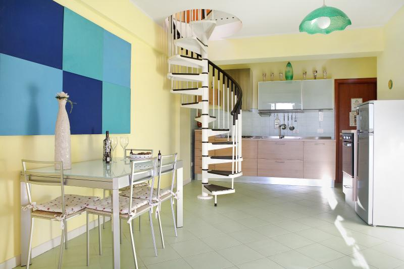 Taormina, Etna , sea  Adriana casa vacanze, holiday rental in Scillichenti