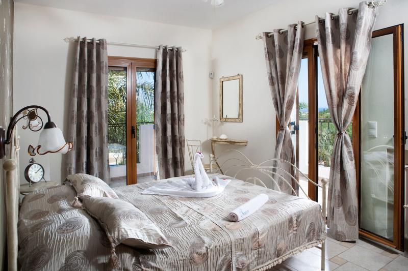 Villa Parsiphae chambre à coucher