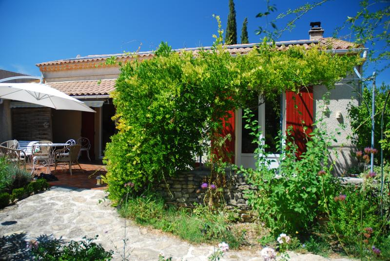 Au Jardin d'Isabel, vacation rental in Roquemaure