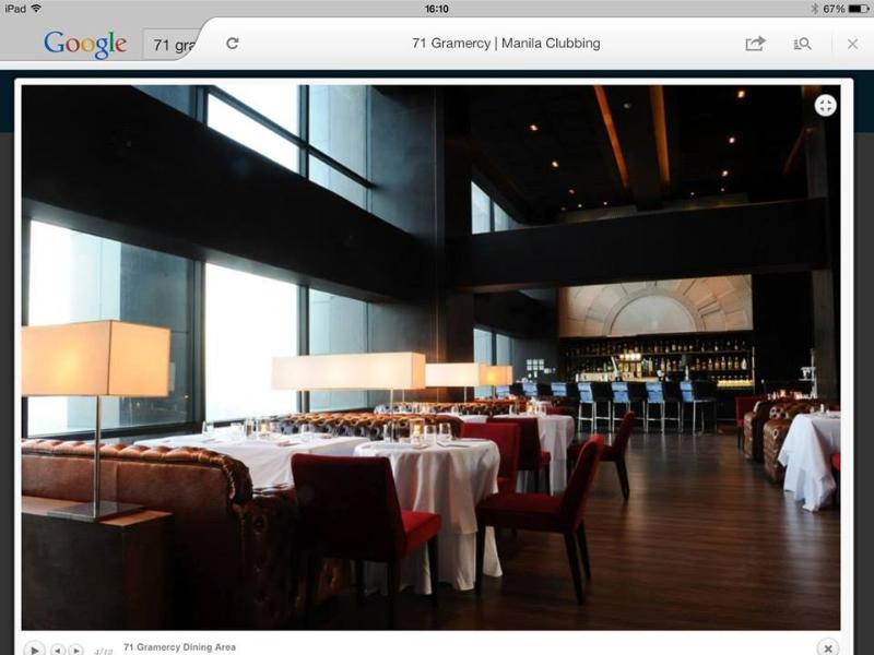 71 Gramercy Restaurant