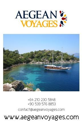Aegean Voyages - Our Company