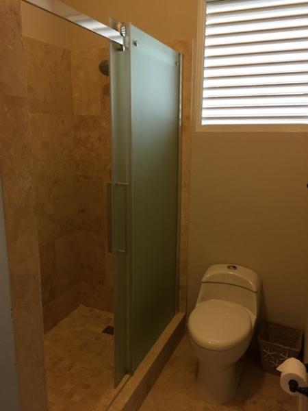 Second Bedroom bathroom shower
